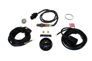 AEM X-Series Wideband Controller is Smokin' Fast