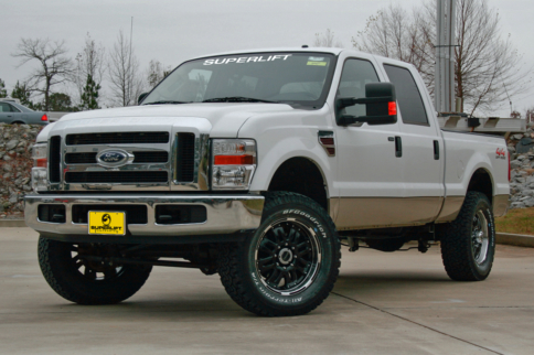 Superlift Introduces Level 1 Lift Kits For 2005-16 Ford Super Duty