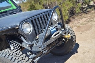 Mean Mother: Building A Bumper For Your Winch