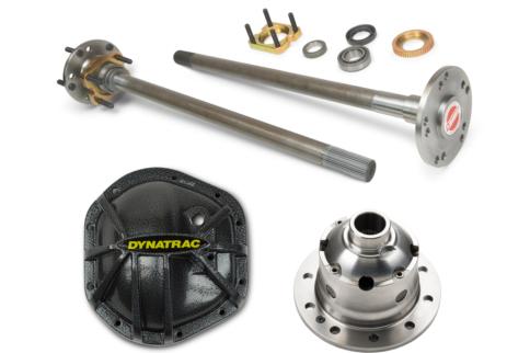 Dynatrac Unveils JK44 Axleshaft Bundle Kit
