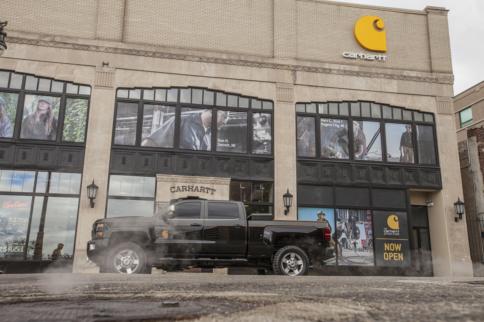Video: Chevy Unveils Carhartt Silverado HD Featuring All-New Duramax