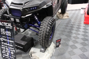 SEMA 2016 - Race Ramps, The Easiest Way To Get It (Your Car) Up