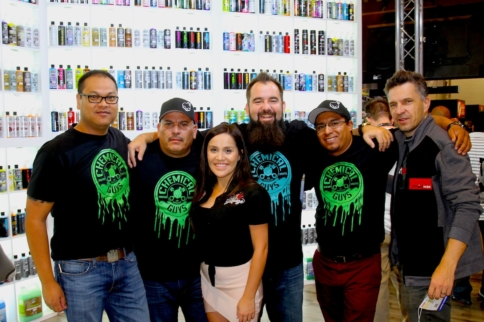 SEMA 2016: Chemical Guys Enrich Others with Passion