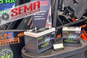 SEMA 2016: Lithium Pros Newest Addition To The LFP PowerPro Series
