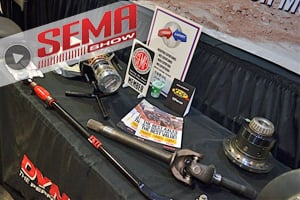 SEMA 2016: Dynatrac Strengthens Axles And Bundles Axles As Kits