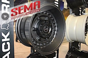 SEMA 2016: TSW Alloy Wheels Enters The Off-Road World