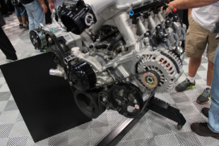 SEMA 2016: Holley Rolls Out New Gen V LT1 Accessory Drive Kit
