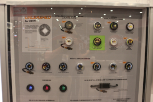 SEMA 2016: Innovate Motorsports Wideband O2, MTX-A and MTX-D Gauges