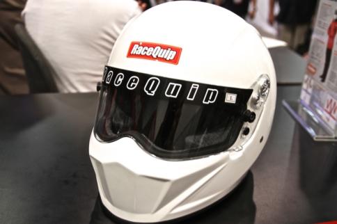 SEMA 2016: RaceQuip Helmet Puts Modern Features to Iconic Look