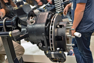 SEMA 2016: AxleTech And US Gear Offer More Ways To Transfer Torque