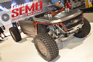SEMA 2016: Going Extreme With Fab Fours' Kymera