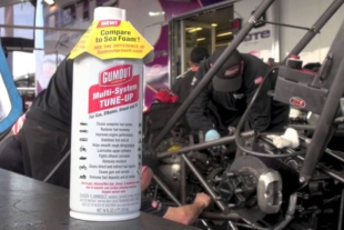 SEMA 2016: A Clean Engine is a Powerful Engine, Says Gumout