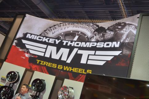 SEMA 2016: Mickey Thompson Unveils New Brand Identity, New Logo