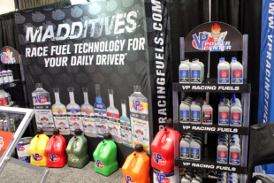 SEMA 2016: VP Racing Fuels Adds Racing Oil Line