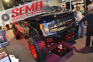 SEMA 2016: Fab Fours First To Market With New Super Duty Products