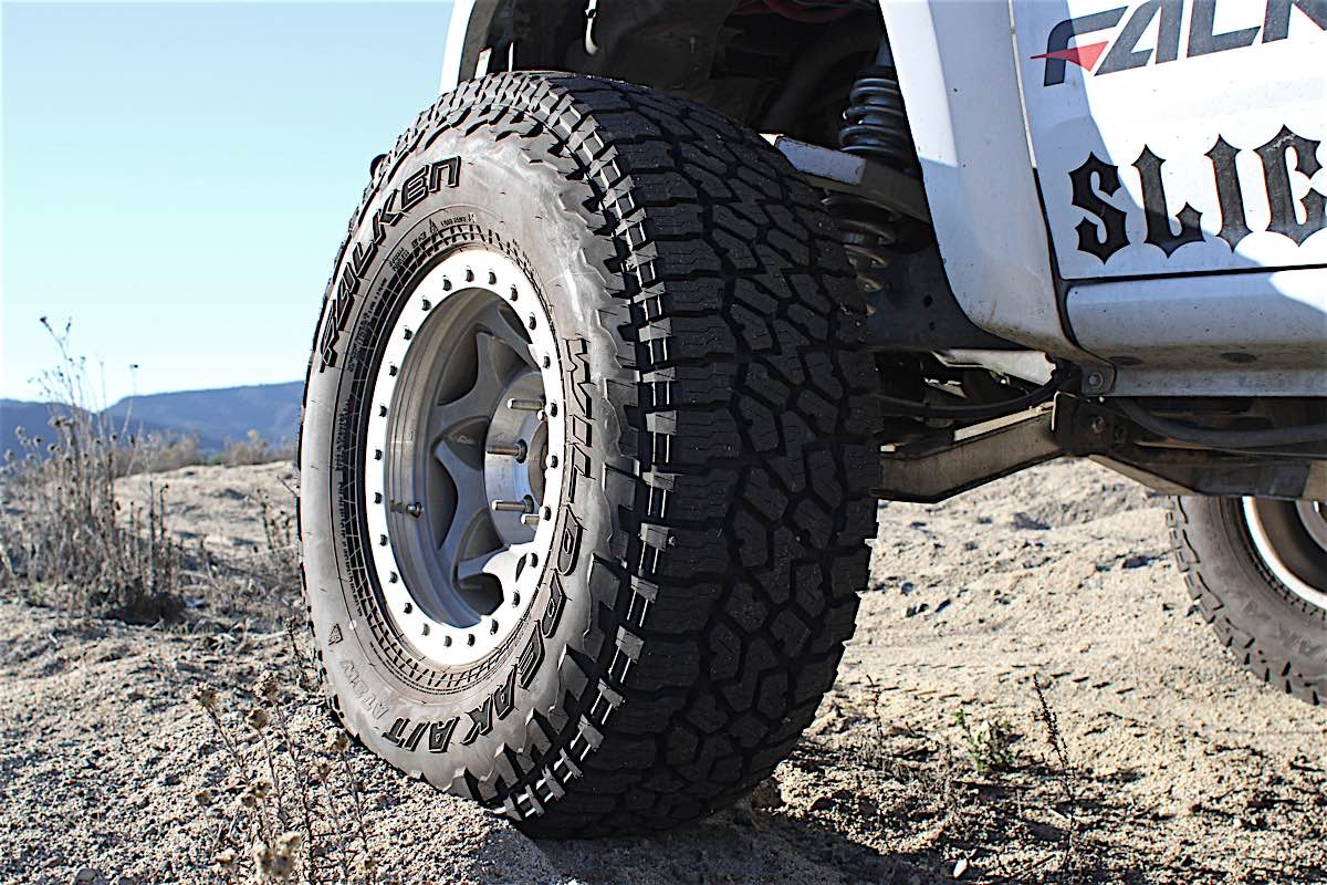 Falken Wildpeak A T3w Tire Review