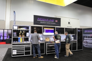 PRI 2016: Moduline Cabinets Make Custom Storage Easy