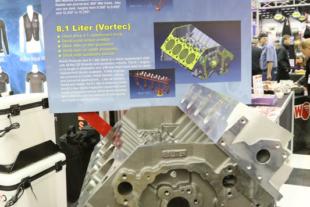 PRI 2016: World Products Introduces Merlin IV & 8.1L Big-Block Chevy