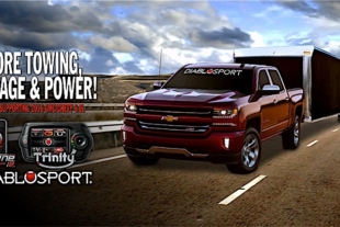 PRI 2016: DiabloSport Rolls Out Support For 2016 6.0 Chevy Trucks