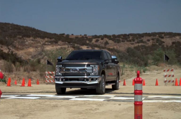 Chick's Corner: Ford's Weird Approach To Hyping The 2017 Super Duty