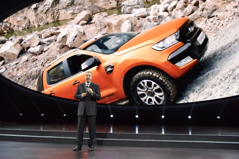 Ford Makes Huge Announcements At NAIAS Including Bronco And Ranger