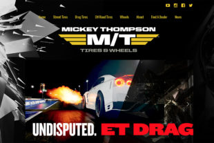 Mickey Thompson Launches All-New Website As Part Of Re-Branding