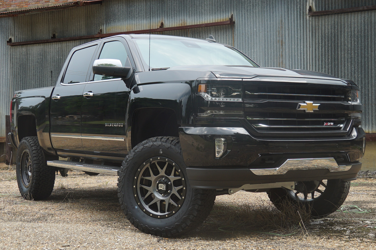 Superlift Introduces 6.5-Inch Lift Kits For 2007-16 Chevy ...