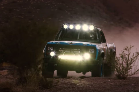 Video: Valvoline And Cummins Build A Truck For Baja