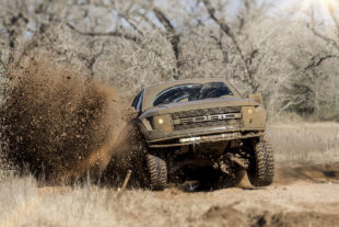 Texas Raptor Runs: Getting Muddy At RaptorX