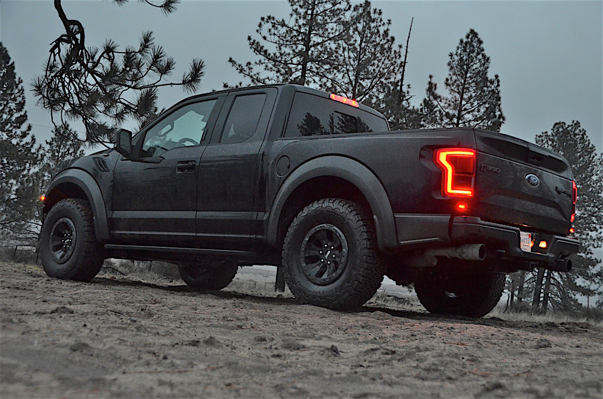 Luxury Coming Soon A Week With The 2017 Ford Raptor