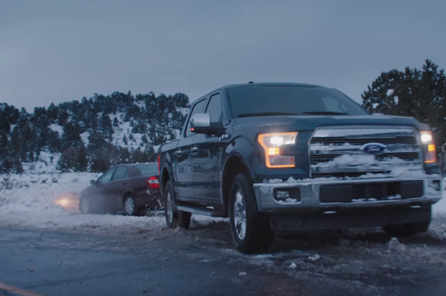 "Video: Ford's Super Bowl Commercial Wants You To ""Go Further"""
