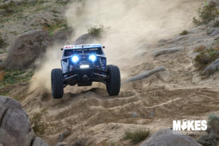 Campbells Make History At The 2017 King Of The Hammers