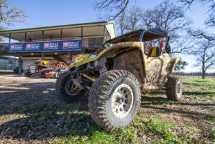 Learning To Off-Road: Getting Rally Ready in Texas
