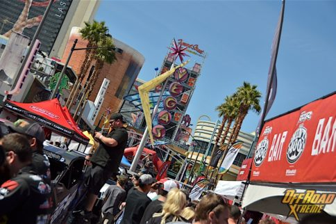 The Mint 400: Vegas, Lights, And Trick Trucks Out At Contingency