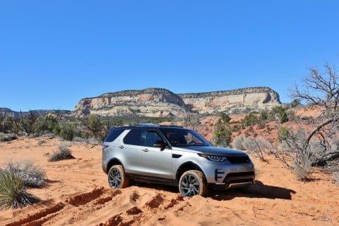 First Drive: 2017 Land Rover Discovery