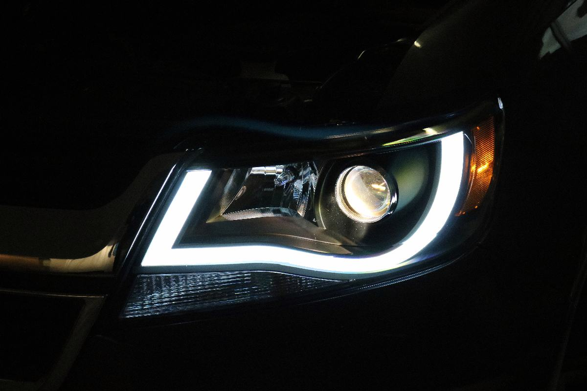 Lighting Up Colorado: Installing AnzoUSA Lights In A Chevy ...