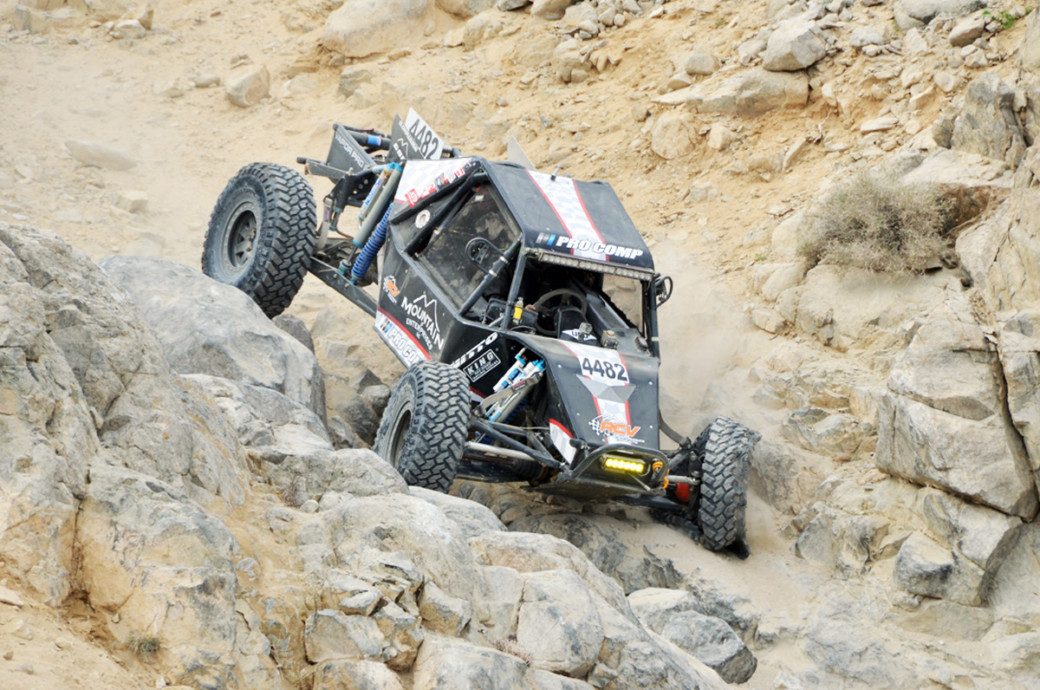 Retrospective: King Of The Hammers