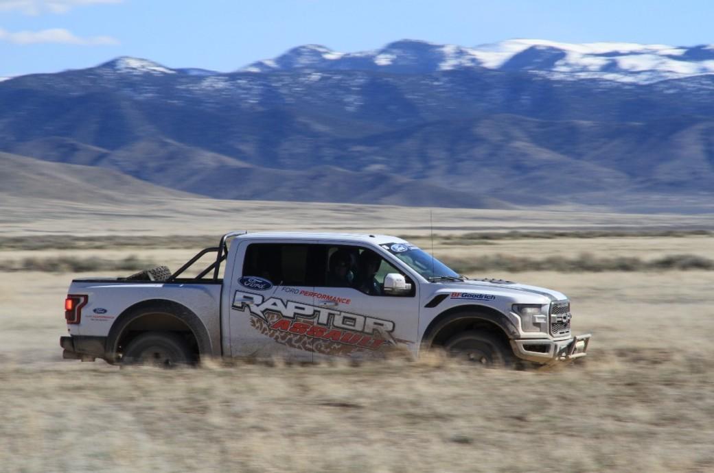 A Crash Course In Focus RS & F-150 Raptor Capabilities