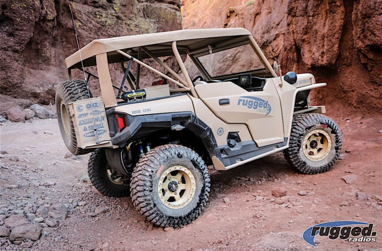 Rugged General: A Perfect Combination Of UTV And Jeep