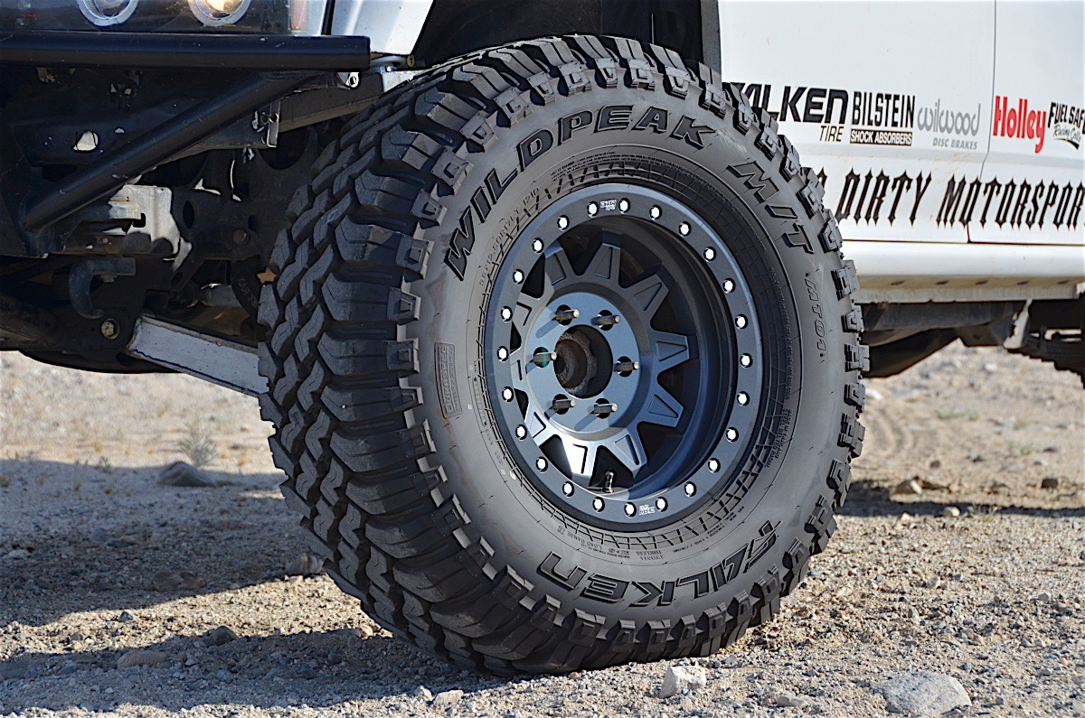 Chevy Truck Wheels >> Falken Wildpeak M/T Tire Review