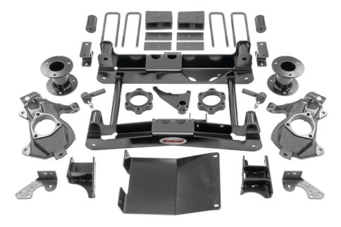 Rancho Suspension Systems Now Available For 2017+ GM Fullsize Trucks