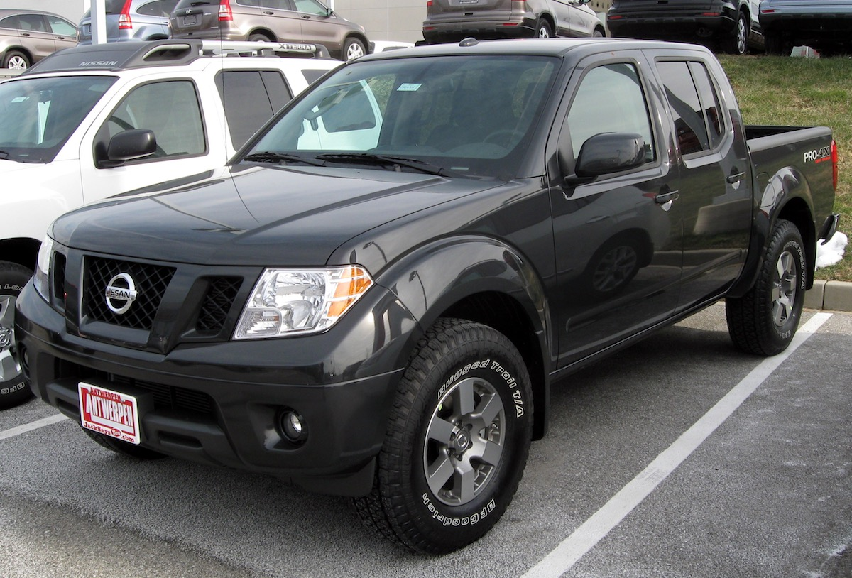 nissan frontier pro 4x what makes it pro off road xtreme. Black Bedroom Furniture Sets. Home Design Ideas