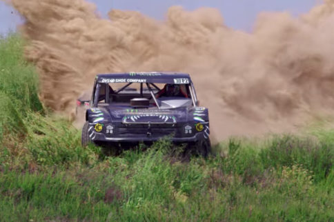 Video: Doing Chores The Brian Deegan Way!