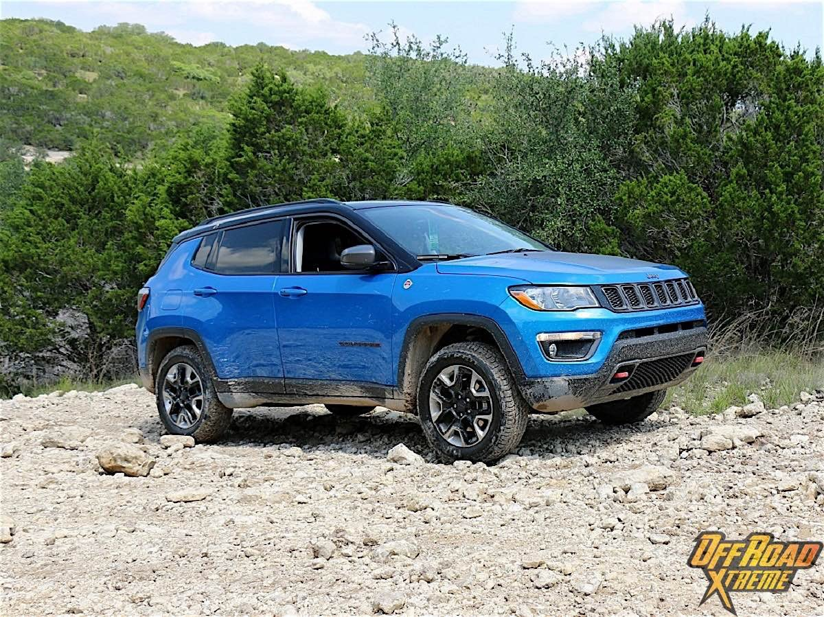 2017 Tundra Diesel >> 2017 Jeep Compass Trailhawk Review