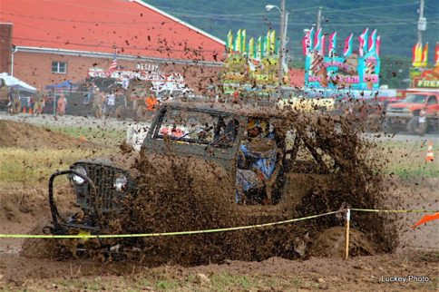 Event Alert: 4 Wheel Jamboree Bloomsburg July 7-9