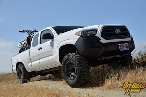 Supercross Tacoma: Building A Truck For A Deserving Veteran