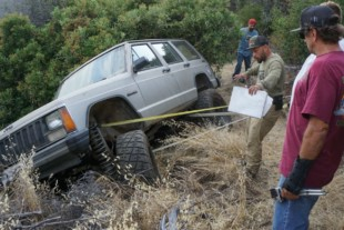 Sticky Situation: SCOR+ To The Rescue For A Jeep On The Edge