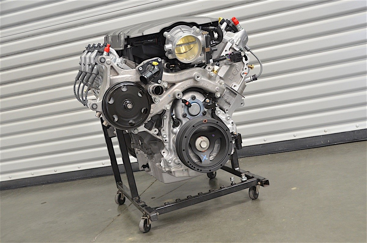 CFE Develops Monster 600-cubic-inch Small-block Engine