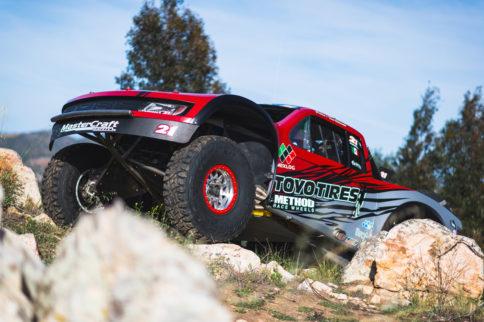 Video: Testing Toyo Tires With Tavo Vildósola