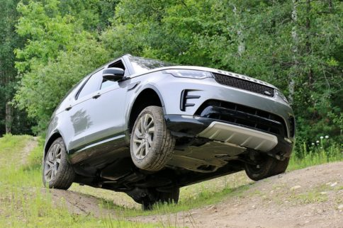Cooking With Gas And Land Rover: The 2017 Muddy Chef Challenge